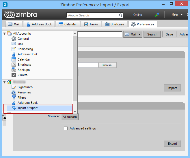 How to Import MBOX to Zimbra Mail Client - Step by Step Instructions