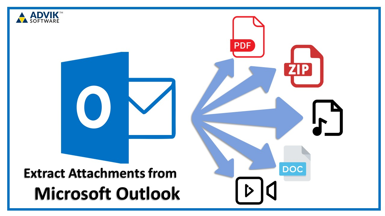 extract Outlook attachments