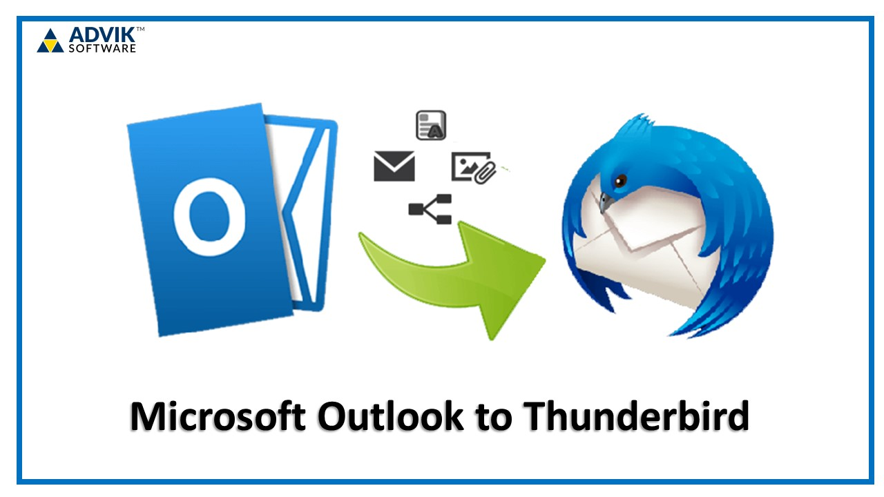 Outlook Thunderbird