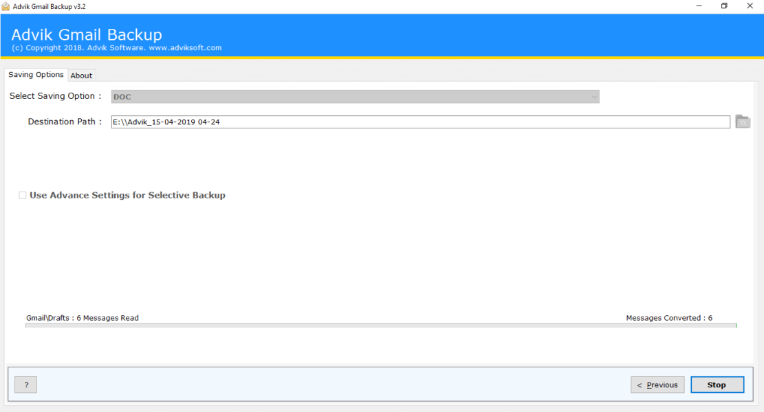 extract attachments from gmail