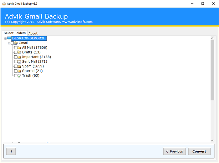 Gmail to Outlook.com