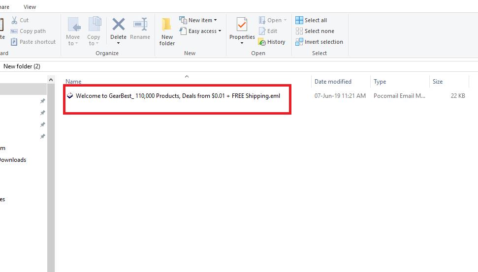 gmail to eml in batch