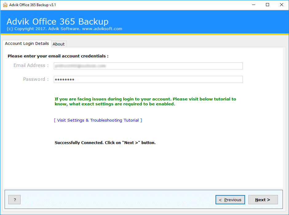 Office 365 to MBOX