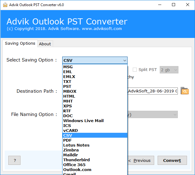 How to Export PST Contacts to CSV without Outlook Installation?