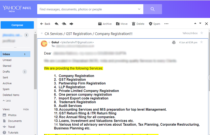 export yahoo emails to pdf in batch