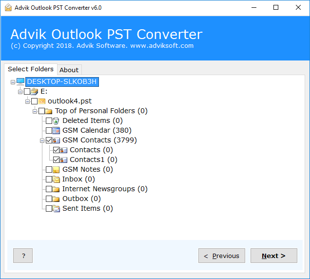 export outlook emails to excel csv