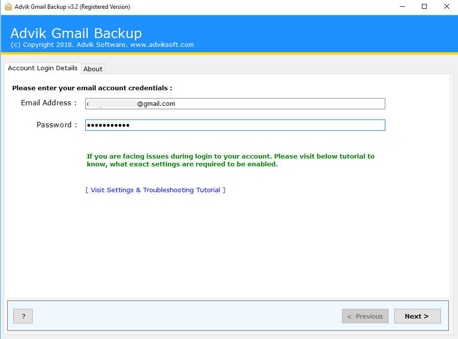 export emails from gmail to windows live mail