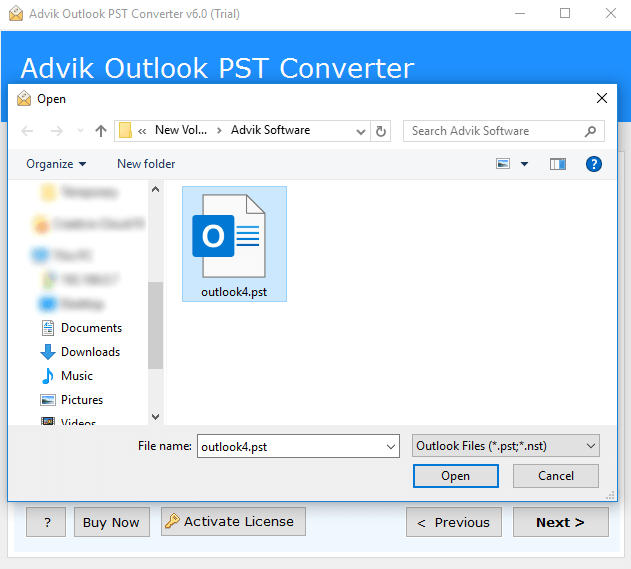 extract calendar from pst