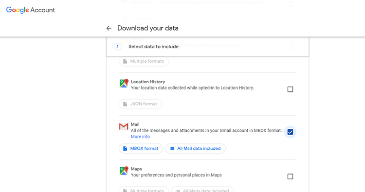 download gmail emails to flash drive