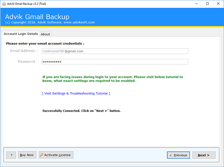 save Gmail emails to a Flash Drive 1