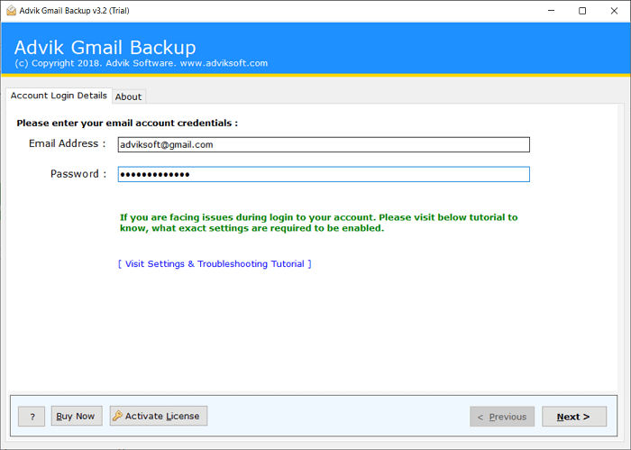 migrate emails from gmail to zimbra