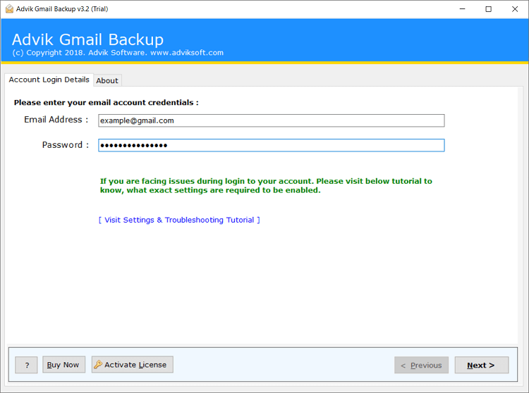 gmail to webmail migration