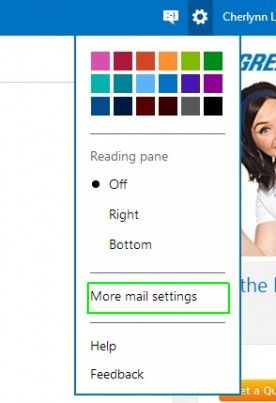 move emails from gmail to outlook.com