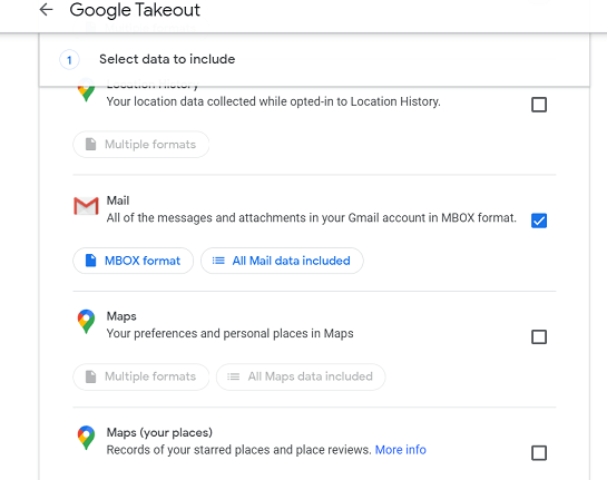 save multiple emails in gmail