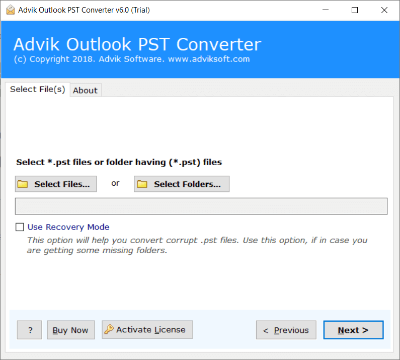 import pst to zoho mail