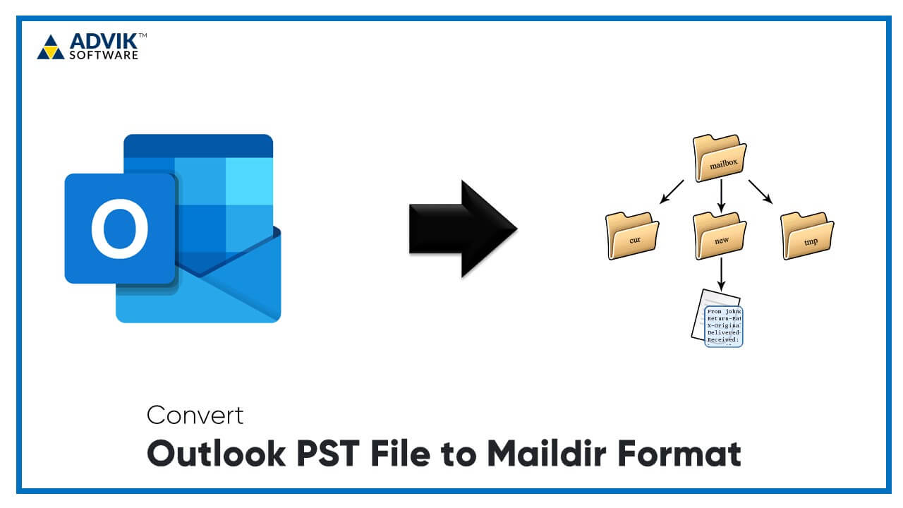 pst to maildir