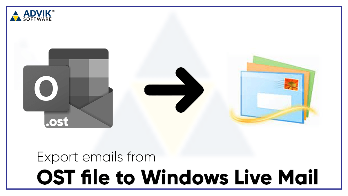 ost to windows live mail