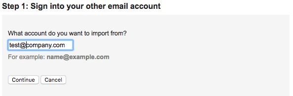 godaddy to gmail