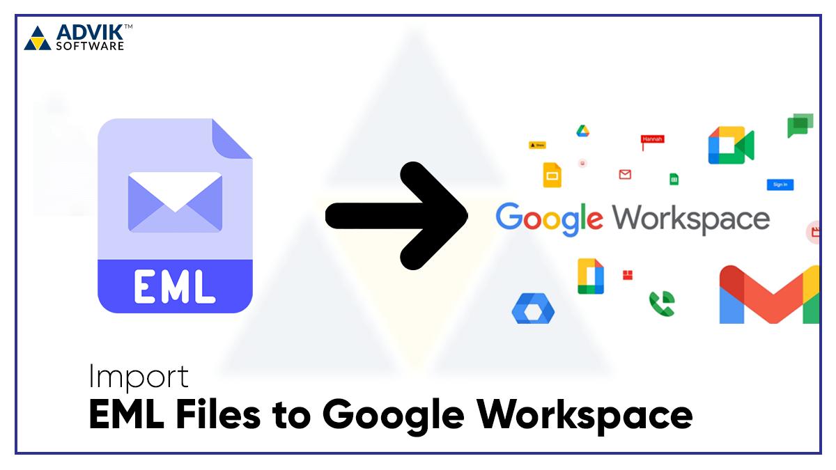 import eml file google workspace