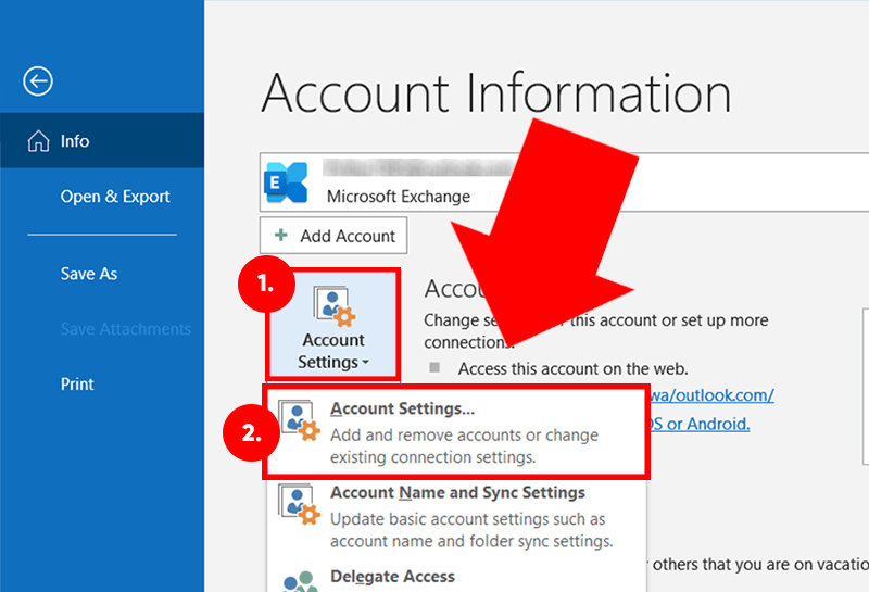Outlook Not Displaying Emails Older Than 12 Months - 2