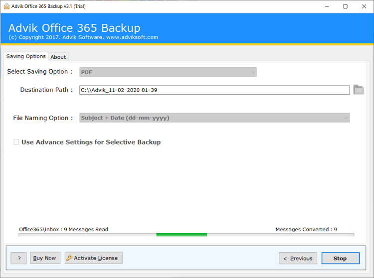 best office 365 backup tool