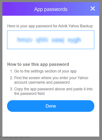 Enable Less Secure Apps