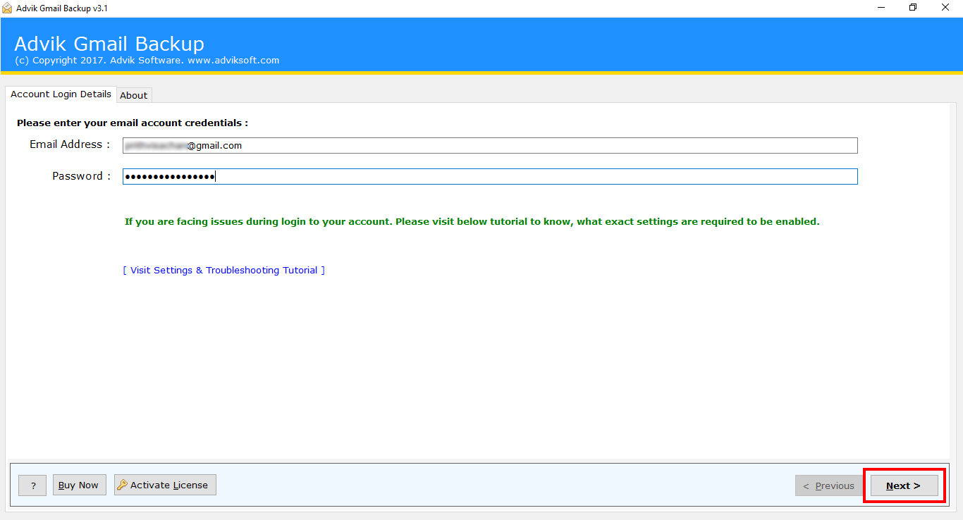 how to download gmail emails to pst