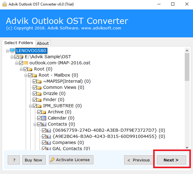 import orphan ost to Office 365
